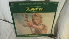 EMERALD FOREST homrich gascoigne VARESE TAS list SEALED LP