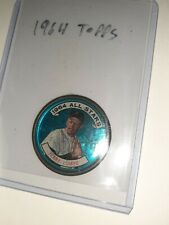 1964 Topps Baseball Coin #124 Jerry Lumpe Detroit Tigers All Star vintage