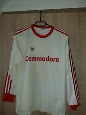 Original Adidas FC Bayern München Trikot Commodore 80er Vintage M