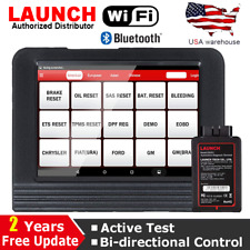 LAUNCH X431 V Pro OBD2 Scanner Actuation Test Full System Car Diagnostic Tool
