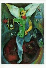 Marc Chagall The Juggler 1950 French Symbolist Art Note Card  5x7