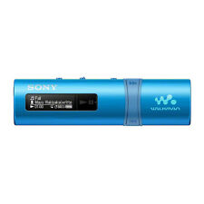 "SONY WALKMAN NWZ-B183 4GB BLUE MP3 PLAYER 0.9"" OLED SCREEN USB UPTO 900 SONGS"