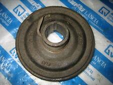 NOS Riemenscheibe ⌀131 mm Fiat 124 A Berline 4141532 / 4154718 crankshaft pulley