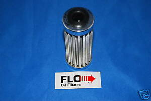 KTM 250 350 400  450 505 530 Stainless Reusable Oil Filter