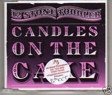 (A508) 12 Stone Toddler, Candles On The Cake - DJ CD