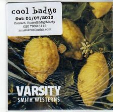 (EE677) Smith Westerns, Varsity - 2013 DJ CD