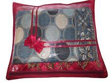 Designer One Side Clear Plastic Clothes Sari Saree Storage Depth 4 Bags set