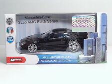Modellino Mercedes Benz SLS AMG Rosso 1/43 mondo Motors Macchinina Miniatura