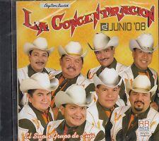 LA CONCENTRACION  VOLUMEN JUNIO 08 CD NUEVO