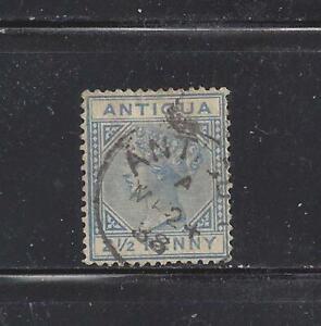 ANTIGUA - 14 - USED - 1887 - QUEEN VICTORIA