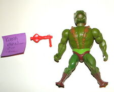 MOTU He-Man Kobra Khan Vintage complete w acc. original 80's    1983     217
