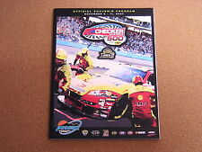 NASCAR PROGRAM-CHECKER AUTO PARTS 500 at PHOENIX INTERNATIONAL RACEWAY 11/11/07