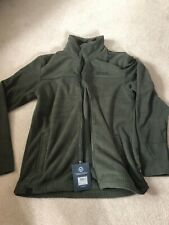 Regatta Mens Fleece Full Zip L Earvin Bay leaf Green Medium Nwt