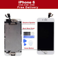 LCD Display+Touch Screen Digitizer Assembly Repair for iPhone 6 + Free Kit Tool