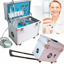 580w Portable All In One Set Dental Delivery System Unit Curing Light Scaler