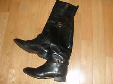 Tori Burch Adeline Boot, Color Black, Size 9 1/2 M, Very good Condition
