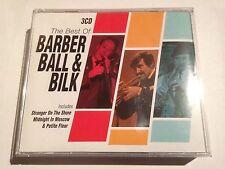 Best of Barber Ball & Bilk (2010) Cd X 3 - Chris Barber Kenny Ball Acker Bilk
