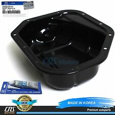 GENUINE Lower Engine Oil Pan for 01-10 Hyundai Santa Fe Sportage OEM 21510-37111