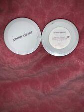 Sheer Cover cosmetics