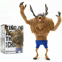 one piece Chopper brown monster PVC figure figures doll toy statue cartoon new