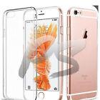 """Funda de Silicona Gel TPU para Apple iPhone 7 Plus 5,5"""" Transparente 100% Fina"""