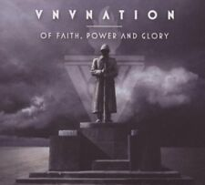 VNV NATION Of Faith Power And Glory CD Digipack 2009