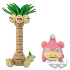 "Pokemon Slowpoke & Exeggutor 10"" Plush Doll Banpresto (100% authentic)"
