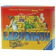 Ravensburger Labyrinth Board Game, For Ages 8+ Kids, 26448 New