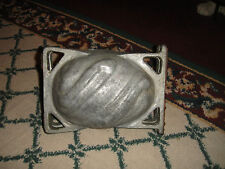 Antique Easter Egg Chocolate Mold-Large Size Mold-Easter Egg-LQQK-Metal Mold