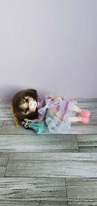 Bjd doll Puppe 1/8 Ooak Blythe friend Künstlerpuppe Sammlerpuppe Ob11