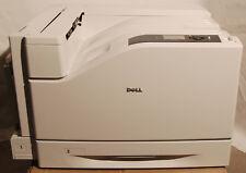 Dell 7130cdn Farblaserdrucker DIN A3 nur 7.024 Seiten 512 MB Duplex  Gigabit LAN