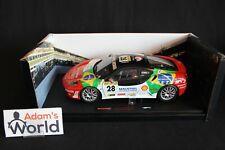 Hot Wheels Elite Ferrari 430 Challenge 1:18 #28 Bruno Senna (BRA) (PJBB)