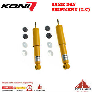 KONI Sport Shock Absorber Pair Front For Alfa Romeo Montreal /Spider