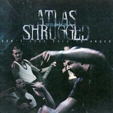 Atlas Shrugged - Don't Look Back In Anger CD BURN QUICKSAND ABSOLUTION THREADBAR