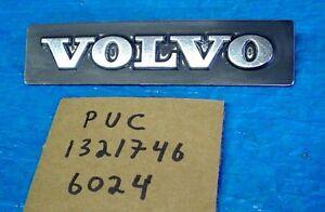 Volvo 240 Emblem
