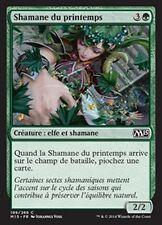 MTG Magic M15 - (4x) Shaman of Spring/Shamane du printemps, French/VF