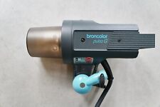 BRONCOLOR PULSO G, BLITZKOPF bis 3200WS inkl. UV Schutzglocke
