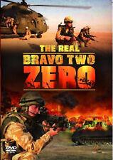 THE REAL BRAVO TWO ZERO DVD Documentary Original UK Release New R2