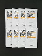 (4+4) Sidmool Dr. Troub Skin Returning Hydro Gel Eye Patch * 8ea Free Shipping