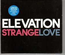 (HI252) Elevation, Strange Love - 2008 Ltd Ed CD