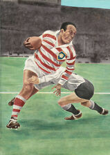 Billy Boston, Wigan, Wales & Great Britain Rugby League Star A2 Size Poster