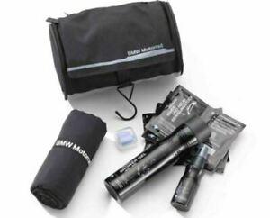 Motorcycle Gift set - BMW Motorrad Toiletry Wash Shower Bag - 83192464223