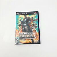 Nobunaga's Ambition Iron Triangle (Playstation 2 PS2) - Complete In Box CIB