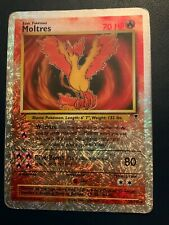 MOLTRES - Pokemon Card - Legendary Collection - Reverse Holo - WOTC