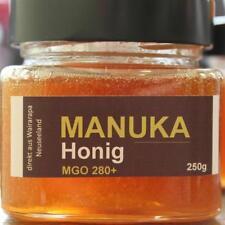 Aktiver Manuka Honig MGO 280 +  aus Neuseeland 250g zertifizierter Manukahonig