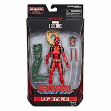 "MARVEL LEGENDS BAF (SAURON) SERIES 6"" ACTION FIGURE - Lady Deadpool **NEW**"