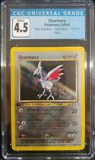 Skarmory 13/111 Neo Genesis 1st Edition Holo Rare CGC 4.5 VG/Ex+ Pokemon TCG