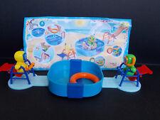Jouet maxi Kinder bébés plongeurs DE-3-4 France 2008 +BPZ