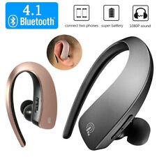 Bluetooth Stereo Earbud Music Sound Earphones Ear Hook Earpieces For Lg iPhone