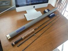 SAGE FLY ROD 9' 8WT 3 PC GOOD CONDITION